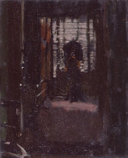 Walter Sickert Jack the Ripper's Bedroom