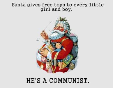 Santa Commie