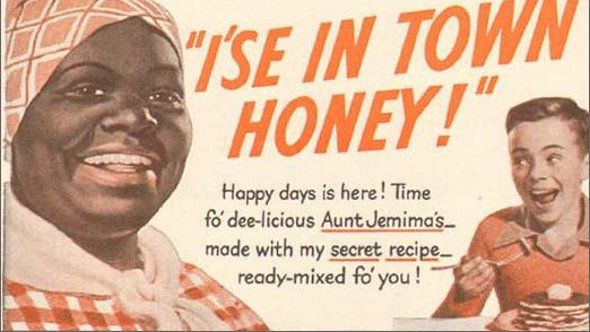 an early Aunt Jemima ad